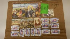 russische Briefmarken