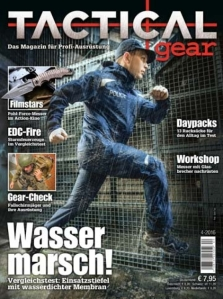 Cover Tactical Gear 04/2016