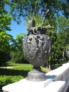 Details im Schlosspark Palanga